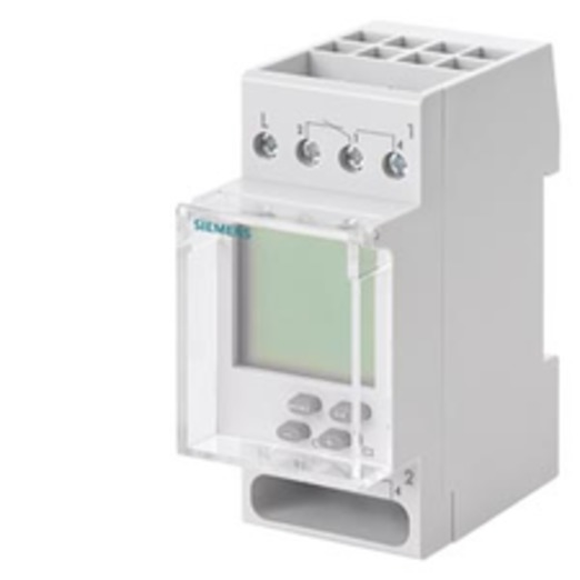 SIEMENS 7LF4512-0 INTERRUPTOR HORARIO DIGITAL TOP 2.0 2 CANAL 230V CORRIENTE ALTERNA 16A